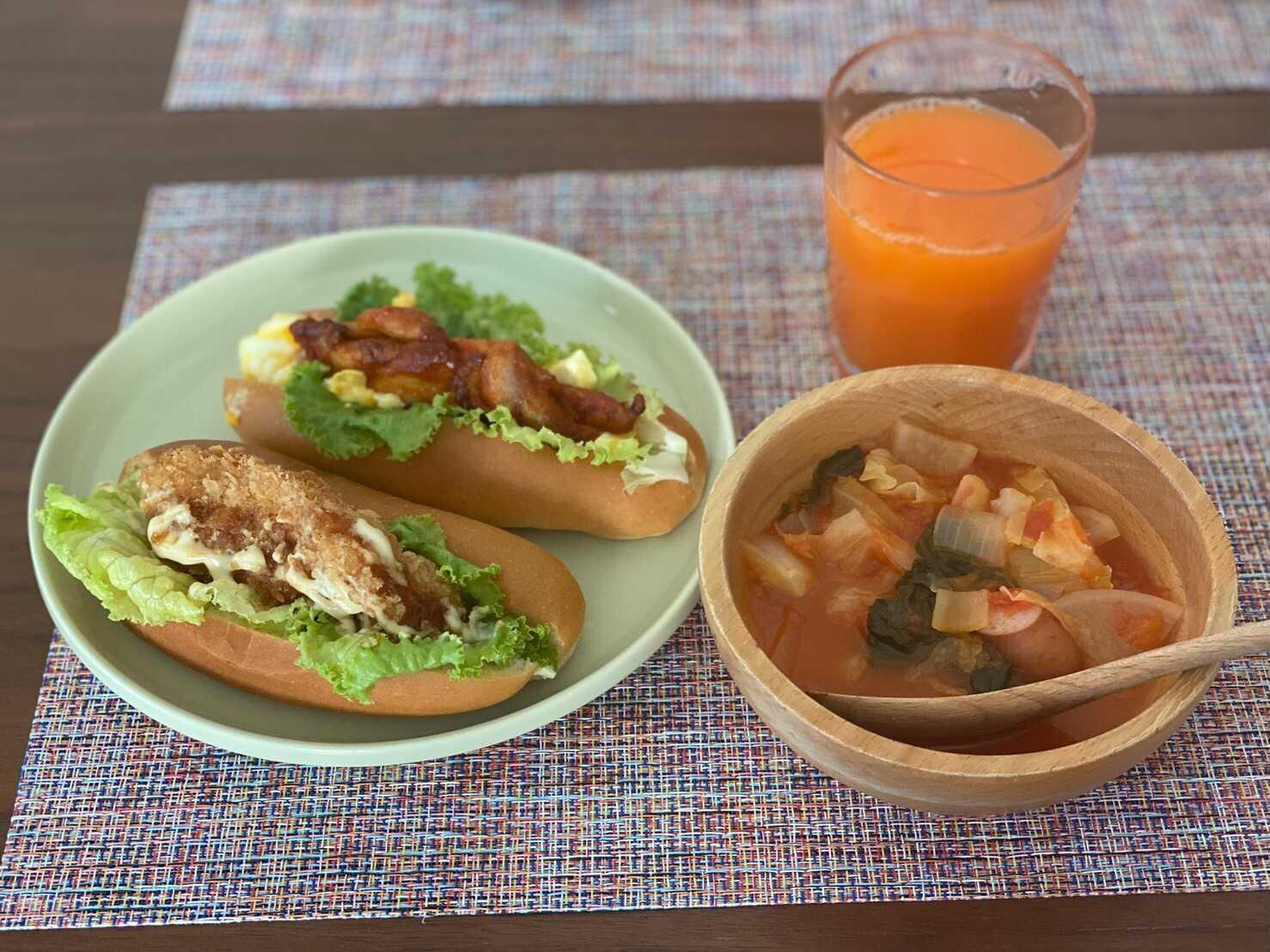 アレンジレシピ(サンド)