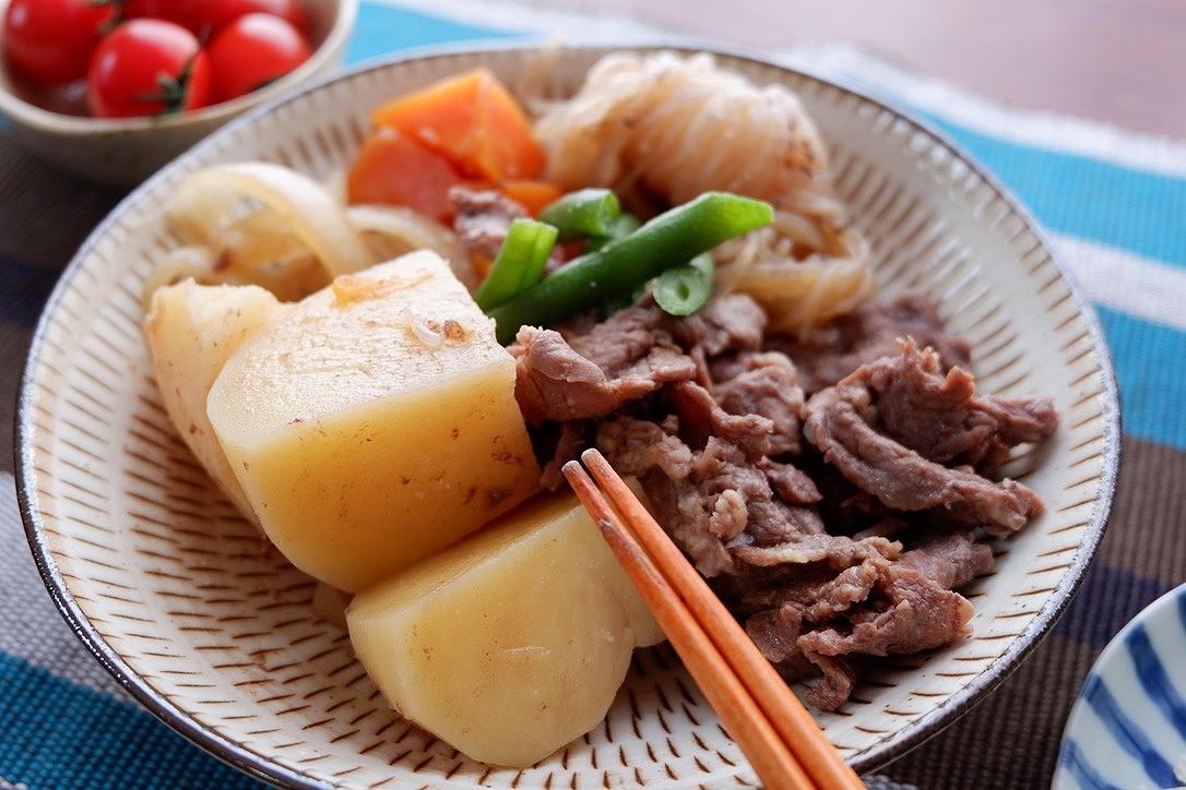 肉じゃが→カレー