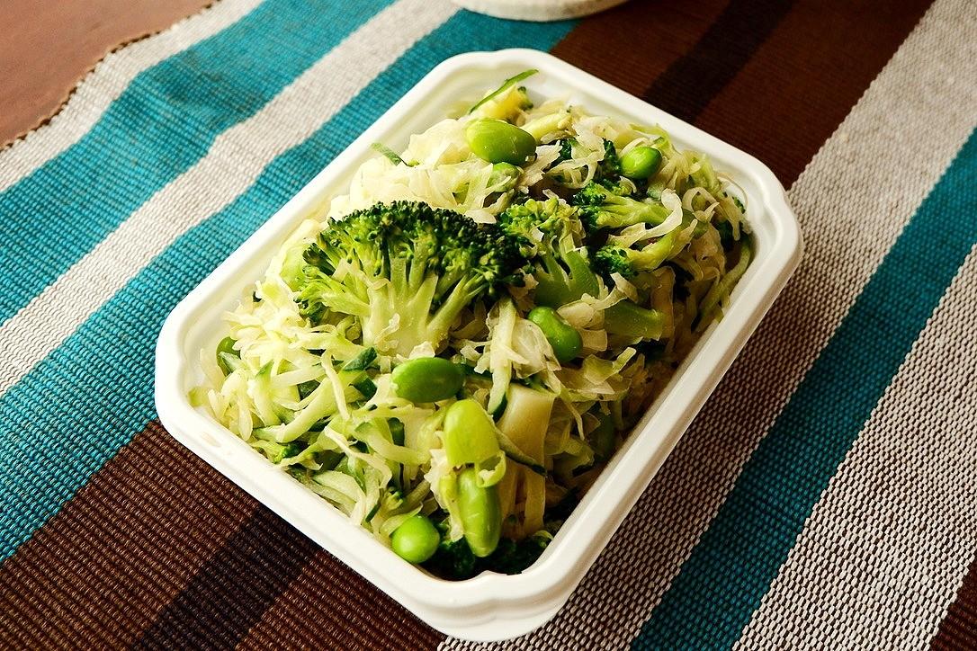 第3位: グリーンサラダ